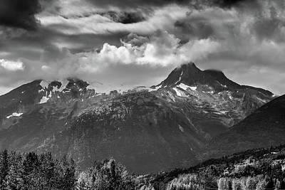 Photograph - Summer Storm Approaching by Jason Brooks