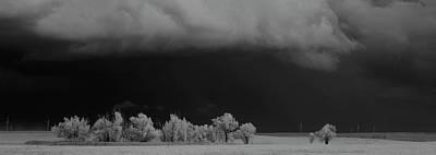 Photograph - Summer Storm by Brian Duram