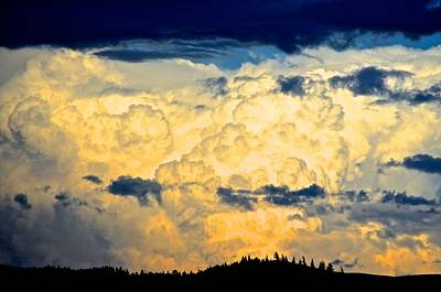 Photograph - Summer Storm by Gregory Merlin Brown