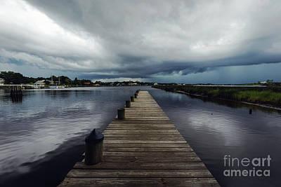 Photograph - Summer Storm by Joan McCool
