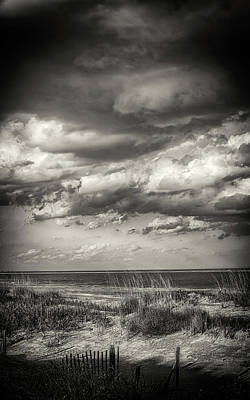 Photograph - Summer Storm by Joe Shrader