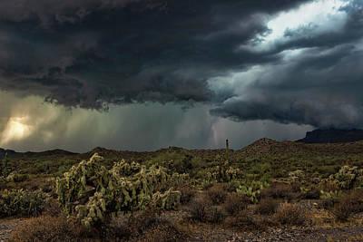Photograph - Summer Storm  by Saija Lehtonen