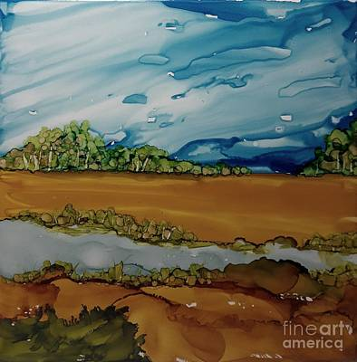 Painting - Summer Storm by Terri Mills