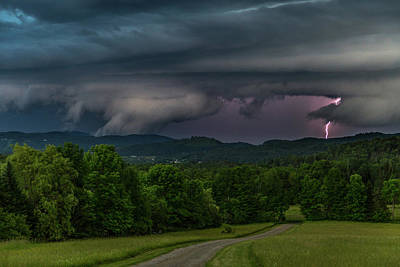 Photograph - Summer Storm by Tim Kirchoff