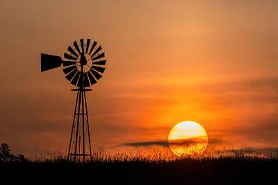 Connecticut Landscape Photograph - Summer Sun by Bill Wakeley