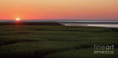 Photograph - Summer Sun Down by Michelle Wiarda