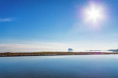 Photograph - Summer Sun by Scott Masterton