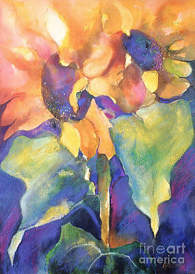 Summer Sunflowers Original by Kate Bedell