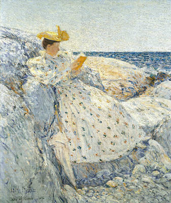 Painting - Summer Sunlight  by Childe Hassam