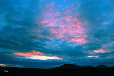Priska Wettstein Pink Hues - Summer Sunrise by Douglas Berg
