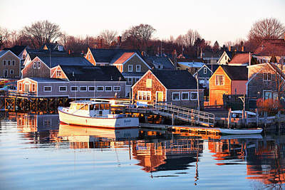 Photograph - Summer Sunrise In Portsmouth by Eric Gendron