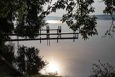 Photograph - Summer Sunrise by Kathleen Scanlan