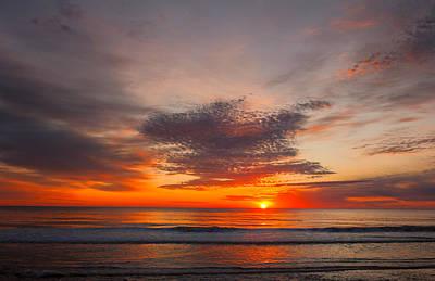 Summer Sunrise Original by Mark Beliveau
