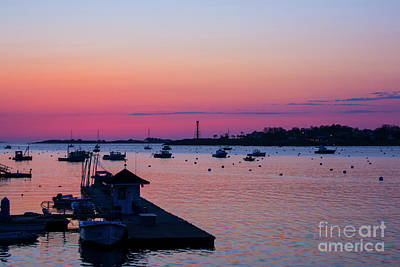 Photograph - Summer Sunrise by Ruth H Curtis