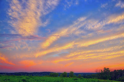 Photograph - Retzer Nature Center - Summer Sunset #2  by Jennifer Rondinelli Reilly - Fine Art Photography