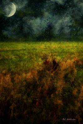 Painting - Summer Surrendering by RC deWinter