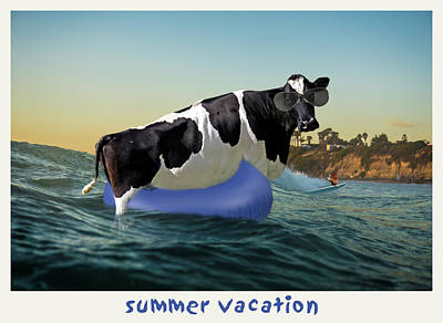Photograph - Summer Vacation by James Bethanis