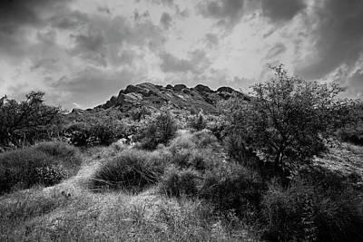 Photograph - Summer Valley Vista H18 by Mark Myhaver