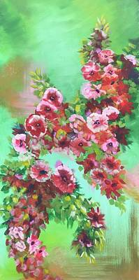 Painting - Summer Vine by Laura Cottrell