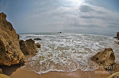 Photograph - Summer Waves In Gale Beach by Angelo DeVal