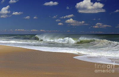 Photograph - Summer Waves by Mary Haber