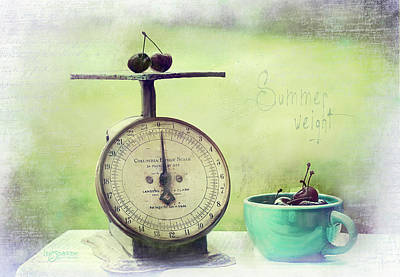 Photograph - Summer Weight by Joy Gerow