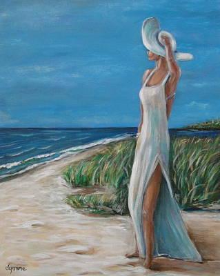 Summer Wind Original by Dyanne Parker