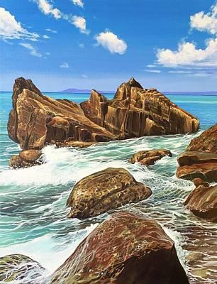 Painting - Summerfling by Hunter Jay