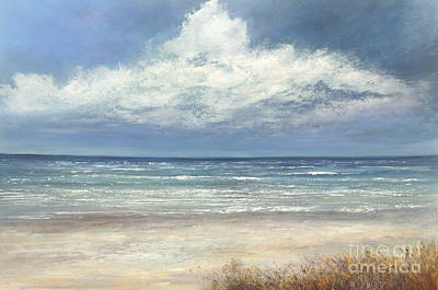 Painting - Summer's Day by Valerie Travers