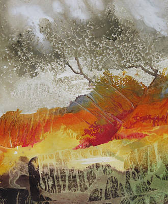 Painting - Summers End # 1 by Marilyn Woods