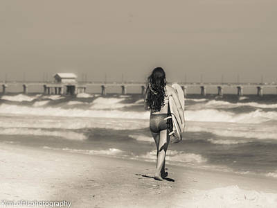 Photograph - Summers End  by Kim Loftis