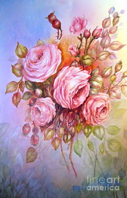 Painting - Summers Glory by Patricia Schneider Mitchell