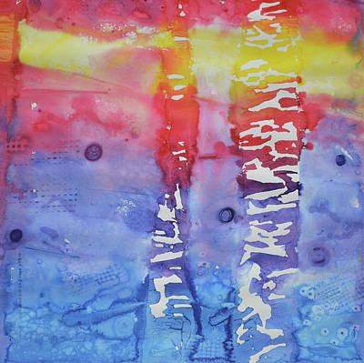 Painting - Summer Heat by Lynda Hoffman-Snodgrass