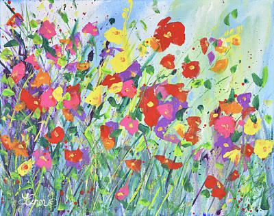 Painting - Summers Splendor by Terri Einer