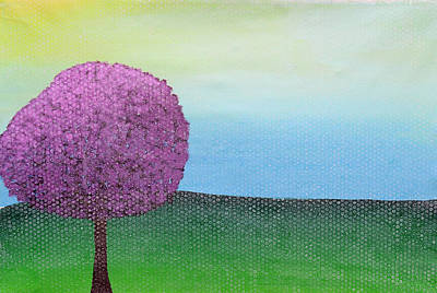 Painting - Summerscape by Sumit Mehndiratta