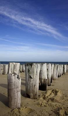 Horizon Photograph - Summertime by Andrea Meyer