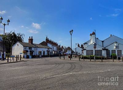 Photograph - Summertime At Churchtown Village by Joan-Violet Stretch