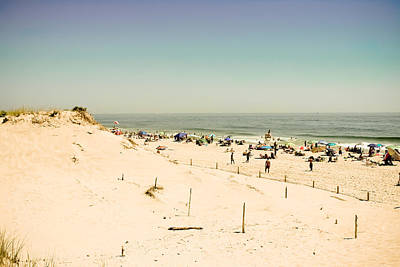 Photograph - Summertime At The Beach by Colleen Kammerer