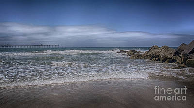 Photograph - Summertime At The Beach by Ruth Jolly