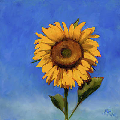 Painting - Summertime  by Billie Colson