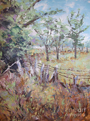 Painting - Summertime by Cynthia Parsons