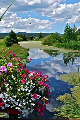 Sunriver Photograph - Summertime by Dorota Nowak