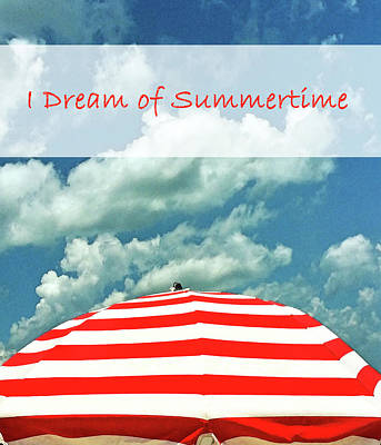 Photograph - Summertime Dream by Deborah Smith