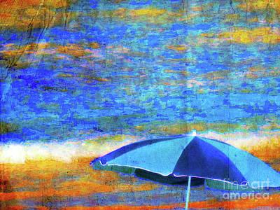 Summertime-iii Art Print by Susanne Van Hulst