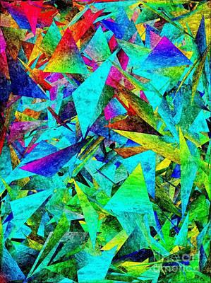 Digital Art - Summertime by Jacqueline McReynolds