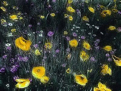 Cornflower Photograph - Summertime by Joachim G Pinkawa