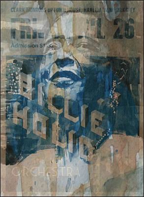 Rhythm And Blues Painting - Summertime by Paul Lovering