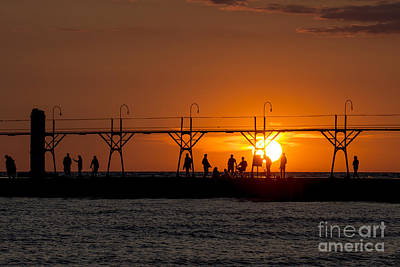 Photograph - Summertime by Scott Wood
