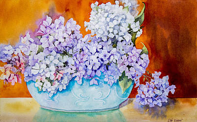 Painting - Summertime Still Life by Lisa Vincent