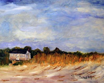 Painting - Summertime, Summertime by Michael Helfen